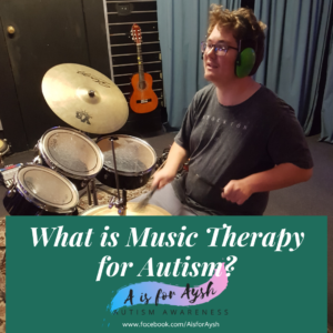 What is music therapy for autism